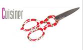 Couteaux coupevolailles ciseaux accessoires pour cuisine